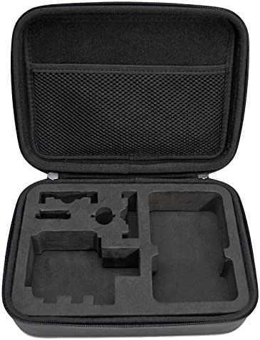 Size Ychaoya Shockproof Waterproof Portable Travel Case for GoPro New Hero //HERO6//5//4 Session //4//3 //3//2 //1 22cm x 16cm x 7cm Puluz U6000 and Other Sport Cameras Accessories