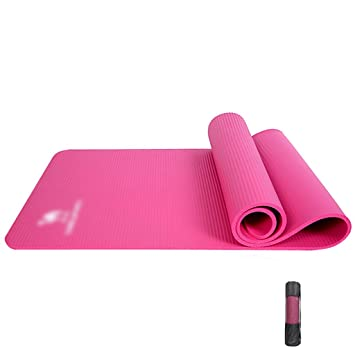 JianMeiHome Yoga Mat Principiante Hombres y Mujeres ...