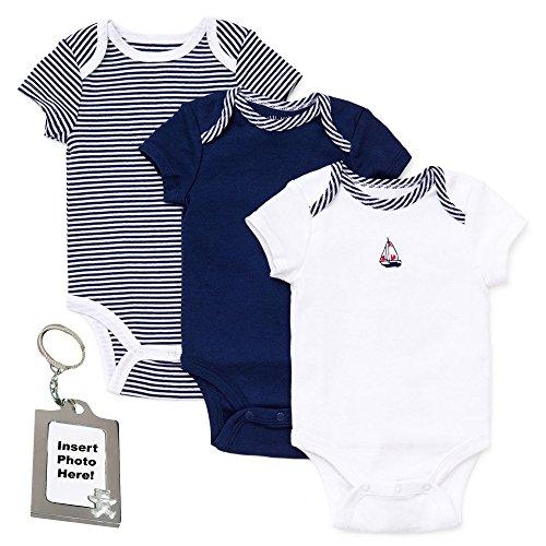 Little Me Infant Unisex Bodysuits product image