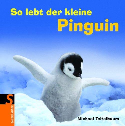 So lebt der kleine Pinguin