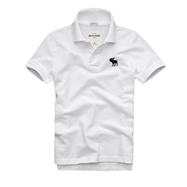 1e9b5410 Image Unavailable. Image not available for. Colour: Abercrombie & Fitch  Baby Boys' Polo Shirt White White