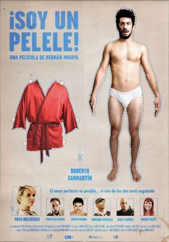 Soy un pelele! Movie Poster (11 x 17 Inches - 28cm x 44cm)