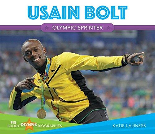 Usain Bolt (Big Buddy Olympic Biographies)