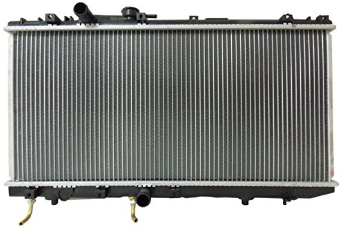 RADIATOR FOR TOYOTA FITS TERCEL PASEO 1.5 L4 4CYL 1319 (Radiator Toyota Tercel Replacement)