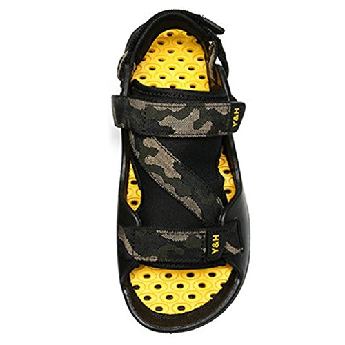 XIGUAFR Camouflage Sandali Sandali Uomo Uomo Camouflage XIGUAFR XIGUAFR a0TqEz