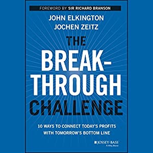The Breakthrough Challenge Audiobook