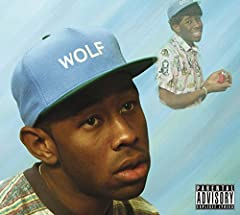 2013 release, the third studio album from the Hip Hop artist and Odd Future leader. Wolf is Tyler's highly anticipated follow-up to the critically-acclaimed May 2011 release, Goblin, that has sold over 230k to date. The album features collabo...