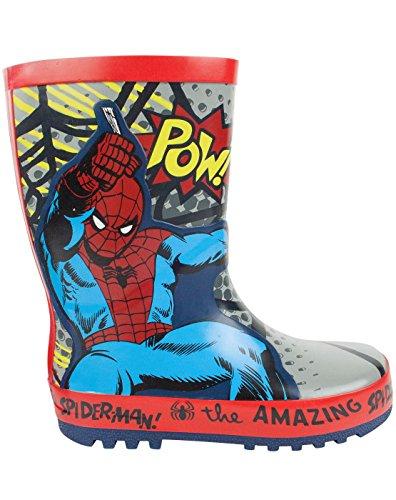 Marvel Spider-Man Pow Boy's Wellies