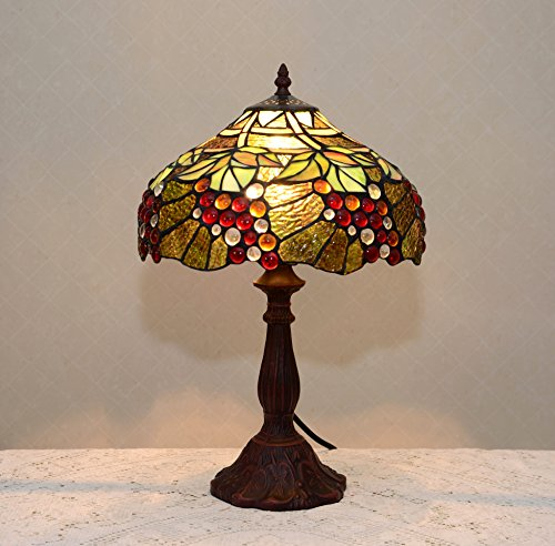 grape tiffany lamp - 5