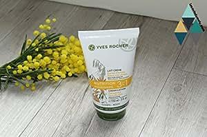 Nutrition Almond Nourishing Body Lotion 3 in 1 Dry Skin by Yves Rocher (5 fl.oz. Tube / 150ml)