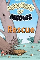 Adventures of Meows: Rescue (with Russian translation) (Volume 1) (Russian Edition) by Apolonia Plum (2014-08-12) Paperback