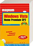 Windows Vista Home Premium SP2 Magnum. Mit Zusatzindizes Windows Tipps und FAQ für schnelle Lösungen, CD mit Tools, vista-tauglichem Virenscanner AVAST und E-Book