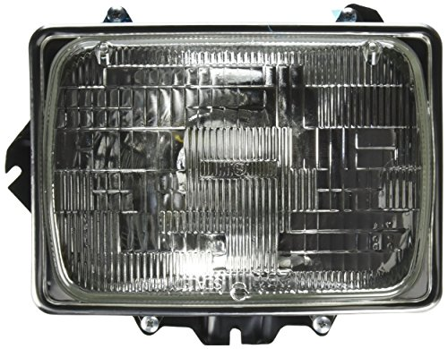 Econoline Club Wagon Replacement (OE Replacement Ford Econoline Passenger Side Headlight Assembly Sealed Beam (Partslink Number FO2501126))