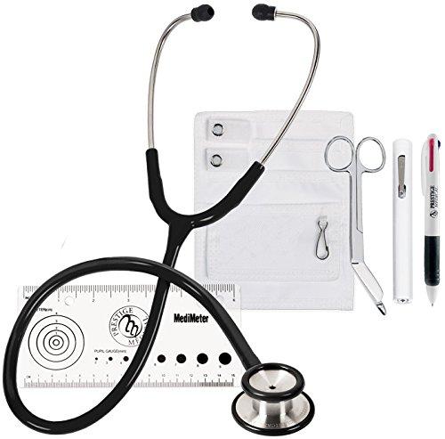 Prestige Medical Clinical I® Nurse Kit, Black