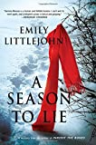 img - for A Season to Lie: A Detective Gemma Monroe Mystery (Detective Gemma Monroe Novels) book / textbook / text book