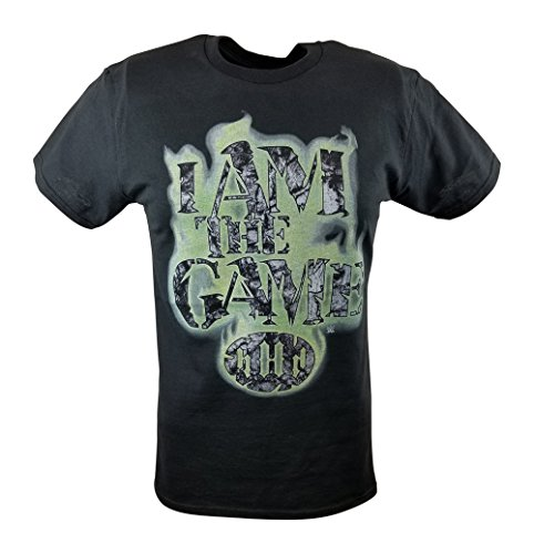 Triple H I Am The Game WWE Authentic Mens Black T-shirt-5XL by Freeze