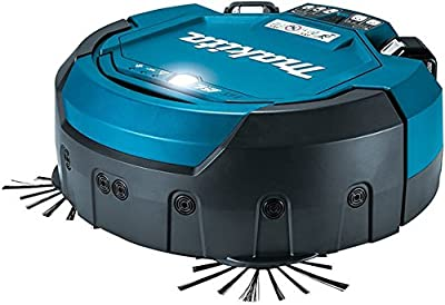 MAKITA RobotPRO 18V Mobile Brushless Robotic Vacuum Cleaner DRC200