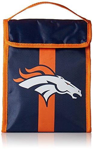 Broncos Lunch (FOCO Denver Broncos Velcro Lunch Bag)