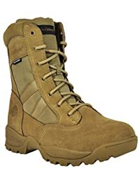 Smith & Wesson Men's Breach 2.0 Tactical Side Zip Boots - 8""