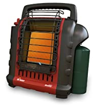 Propane Radiant Compact Heater Portable Outdoor Warm 2637 Watt 9000 BTU 225 SQ FT NEW
