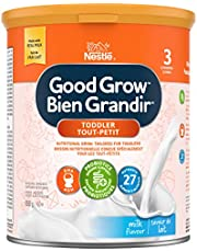 NESTLÉ GOOD GROW Stage 3 Nutritional Toddler Drink, 12+ months, Milk Flavour, 850 g, Pack of 6
