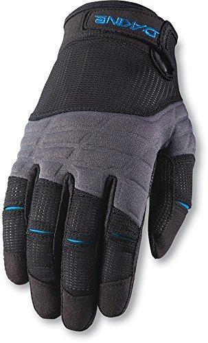 Glove Dakine Full Finger - Dakine Unisex Full Finger Sailing Gloves, Black, M