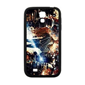 Happy Doctor Who Design Personalized Fashion High Quality Phone Case For Samsung Galaxy S4