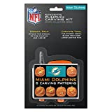 NFL Miami Dolphins Pumpkin Carving Kit