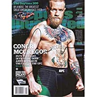$396 » CONOR McGREGOR Autographed UFC 2/29/16 Sports Illustrated Magazine FANATICS - Fanatics Authentic Certified