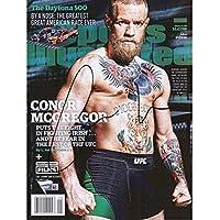 CONOR McGREGOR Autographed UFC 2/29/16 Sports Illustrated Magazine FANATICS - Fanatics Authentic Certified