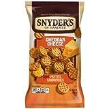 Snyder's of Hanover Pretzel Sandwiches, Cheddar Cheese, 8 Oz