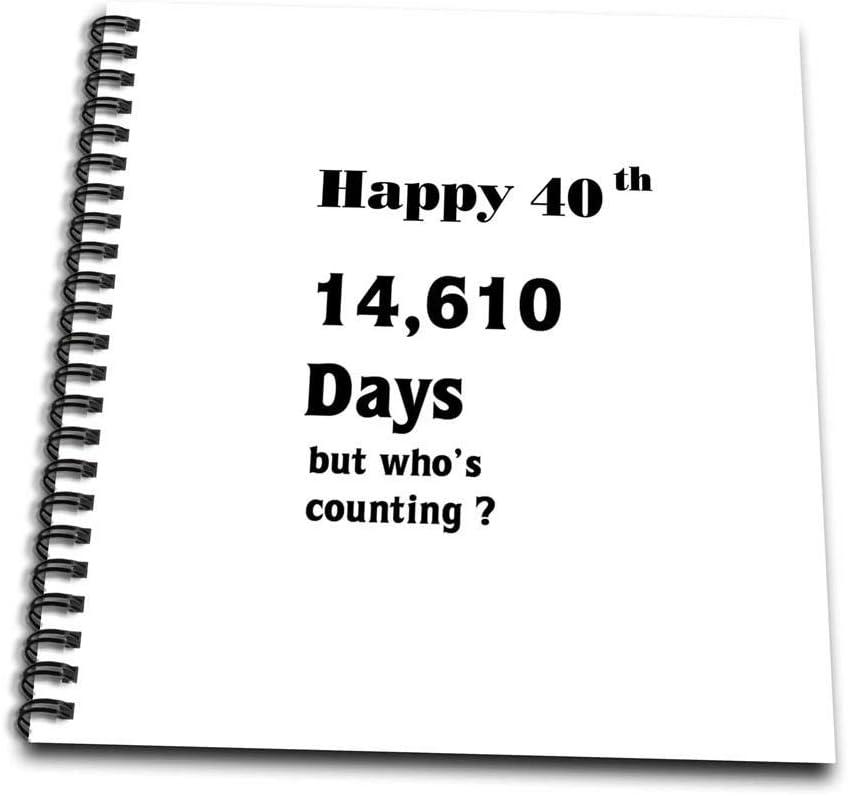 フローレン – 面白い40誕生日や記念日の特別なイベント – 印刷 – Drawing Book 12x12 memory book db_203985_2