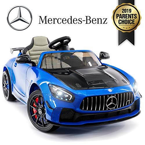 Carbon Blue Kids Car Mercedes Benz AMG 12V Powered, for sale  Delivered anywhere in USA