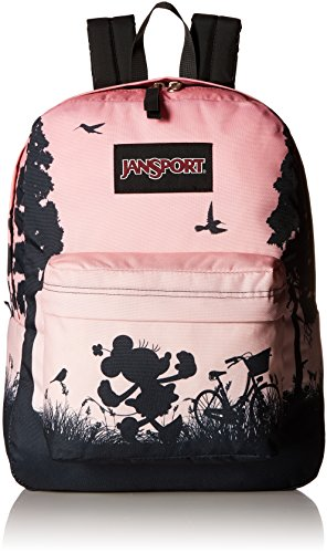 JanSport Disney High Stakes Backpack Super Cute Minnie