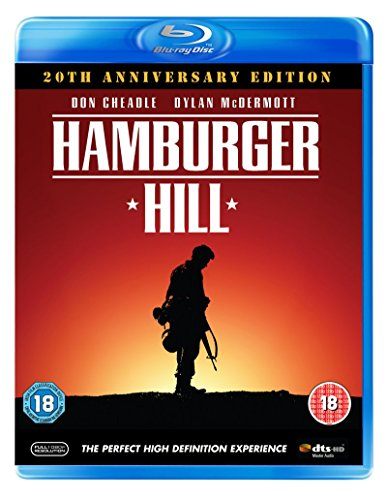 Hamburger Hill [Blu-ray] [Region B]