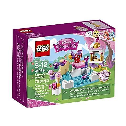 LEGO Disney Princess Treasure's Day at the Pool 41069 (Lego Junior Princess)