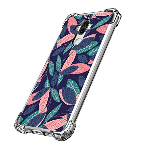 Price comparison product image Huawei Mate 9 Case Vanki Shockproof Soft TPU Bumper Design Protective Back Cover (Color5)