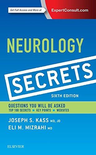Neurology Secrets E-Book - http://medicalbooks.filipinodoctors.org