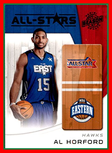2010-11 Panini Season Update All-Stars #1 Al Horford atlanta hawks (87c) ()