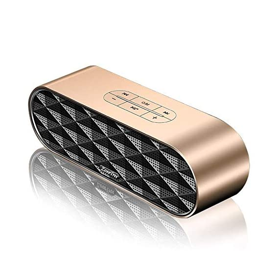 Wireless-Bluetooth-Speaker-ZoeeTree-S4-Portable-Stereo-Soundbar-with-HD-Sound-and-Bass-Built-in-Mic-Bluetooth-42EDR-Technology-TF-Card-Slot-Outdoor-Speakers-for-iPhone-iPad-Samsung-etc