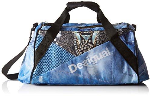 ORO BAG y x Mujer T Desigual M Lado H Medio de x Dorado 6050 Bolsa Viejo B cm para 24x28x38 5qEPE