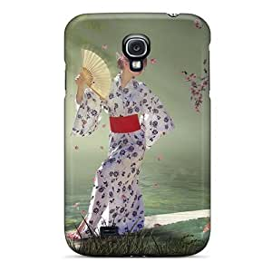 Fantasy Girl 7 Case Compatible With Galaxy S4/ Hot Protection Case