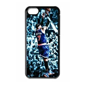 Custom High Quality WUCHAOGUI Phone case Carmelo anthony - New York Nicks Protective Case For Iphone 5c - Case-15