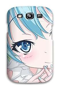 Quality DanRobertse Case Cover With Anime Denpa Onna To Seishun Otoko Touwa Erio Nice Appearance Compatible With Galaxy S3
