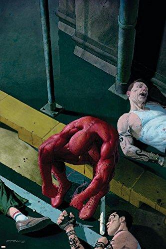 Daredevil No.504 Cover: Daredevil Poster by Esad Ribic