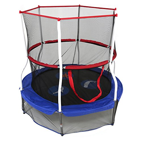 Skywalker Trampolines 60 In. Round Seaside Adventure Bouncer