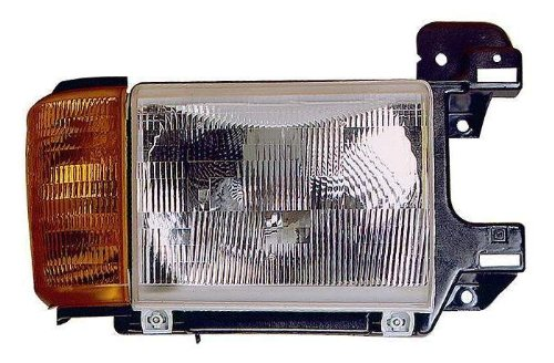 91 Ford Bronco Corner Light - 2