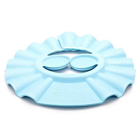Baby Shampoo Cap Gorra de baño para niños Waterproof Earmuffs ...