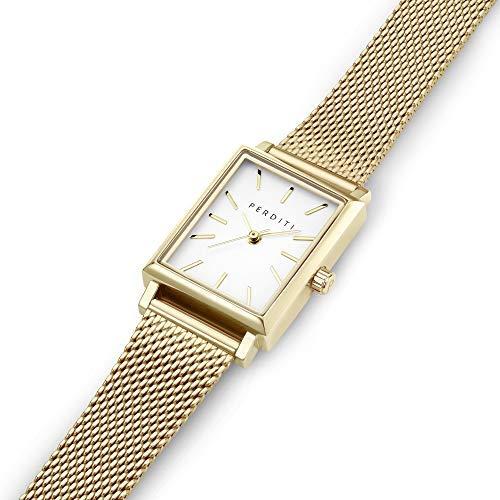 nuovo stile e41b4 c026a Perditi VICI Oro   Orologio da Donna di Design   Svizzera ...