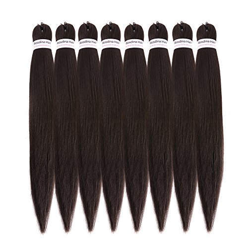 - Pre-Stretched Braiding Hair 26